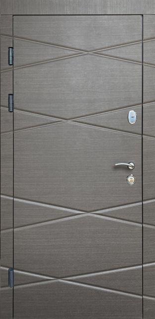 Входная дверь Redfort Графика улица 960 мм