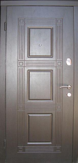 Входная дверь Redfort Квадро квартира 960 мм