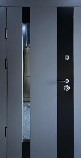 Входная дверь Redfort Марсель со стеклопакетом 860 мм