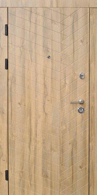 Входная дверь Форт-М Стандарт Корса квартира 960 мм