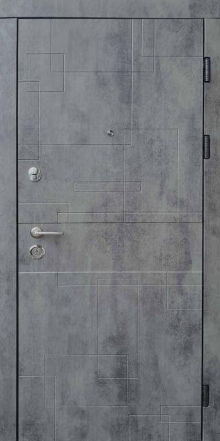 Входная дверь Форт-М Стандарт Лабиринт квартира 860 мм