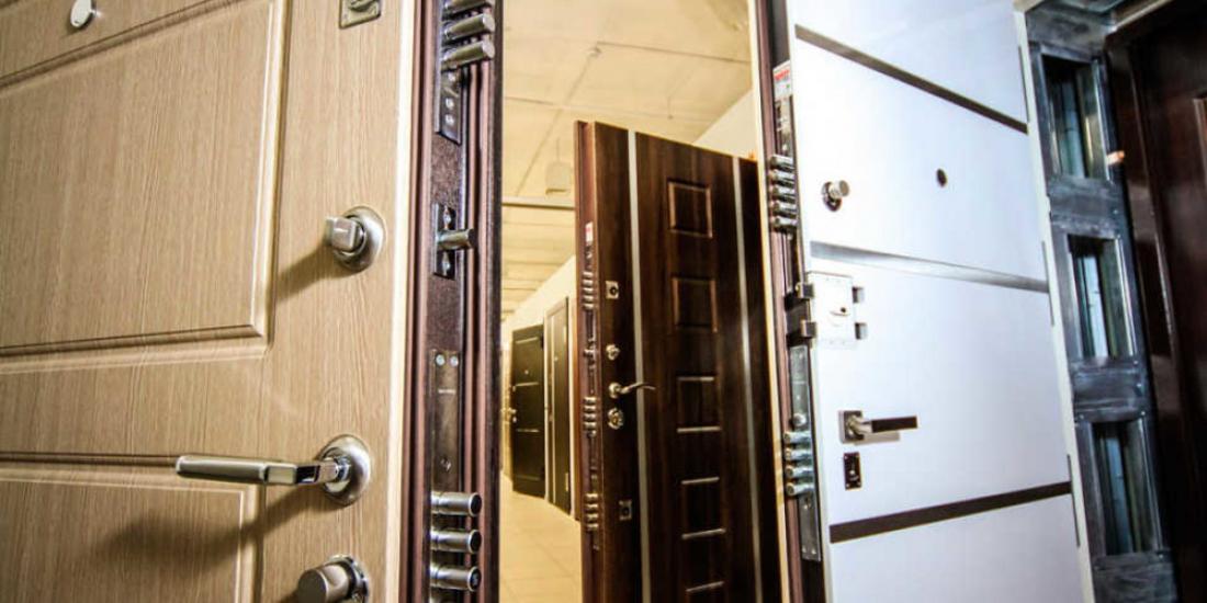 Какой должна быть толщина металла входной двери?